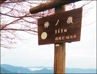 11棒ノ折山初心者