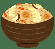 炊き込みご飯12