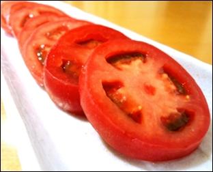 冷やしトマト11