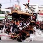 岸和田だんじり祭りの日程と時間!いつが見どころ?最寄り駅は?