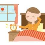 睡眠不足・不眠症になるとどんな影響がある?原因は?改善する方法は?