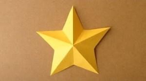 切って作る星