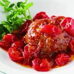 レンジでトマト煮込み