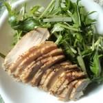 鶏胸肉のサラダチキン おいしくて一番簡単な作り方を工程画像で説明します