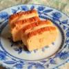 「地中海レモンのふんわりケーキ」風を作ってみた♪形は違うけど味はかなり近い!
