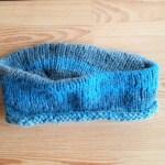 セリアの毛糸でスヌードを一日でつくったよ♡一番簡単に編むならこんな糸・編み方で!