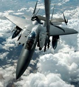 F15戦闘機