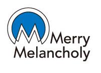 merry Melancholyロゴタイプ画像