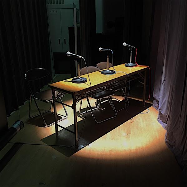 朗読音楽会「月琴で綴る龍馬の手紙」@福山公演ステージ写真