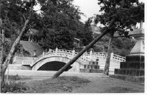 和霊神社太鼓橋