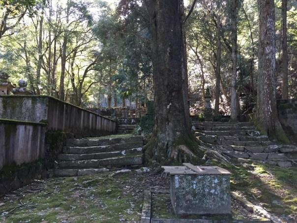 二つの階段