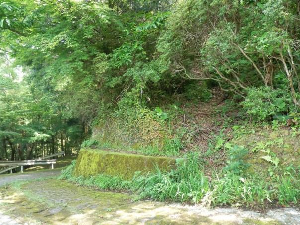 愛宕山第4の近道 2