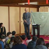 山本先生のマジックショー