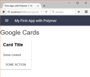 Polymer with
