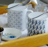 pretty mugs by Juniper and Jane