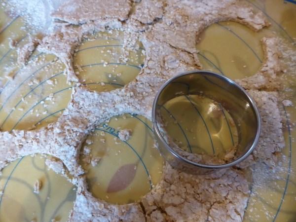 oaty dough