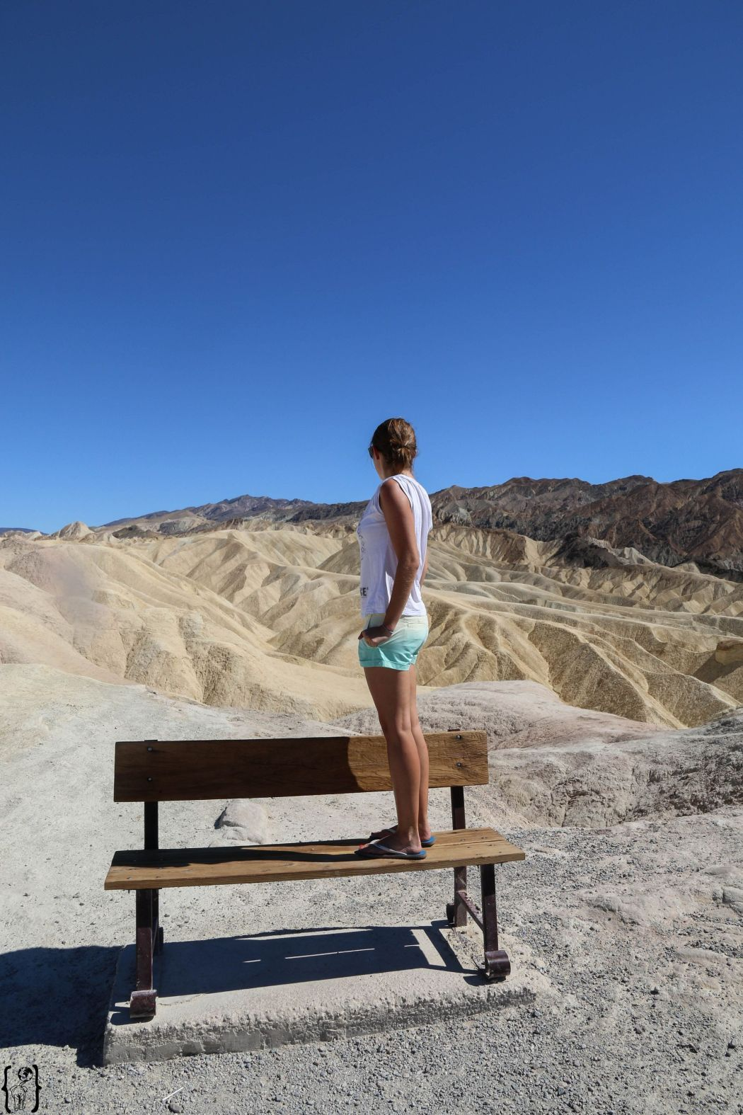 8 Zabriskie Point Death Valley