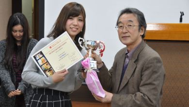 Photo of 9th Zion Cup English Contest results