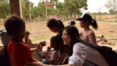 Photo of Volunteering for Cambodia • カンボジア教育支援プロジェクト