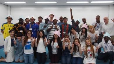 Photo of JICA Participants visit