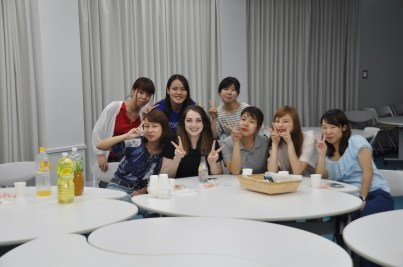 Katie's group