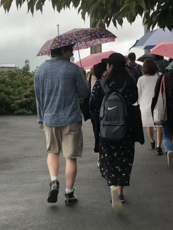 Walking with Joe