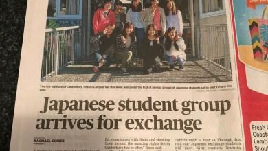 Photo of NZ Study Abroad – Days 2-3