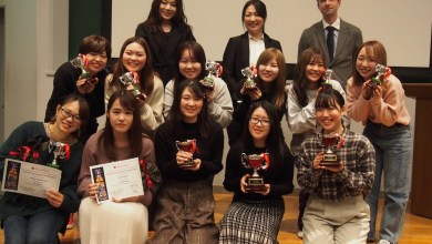 Photo of 2019 Zion Cup English Contest