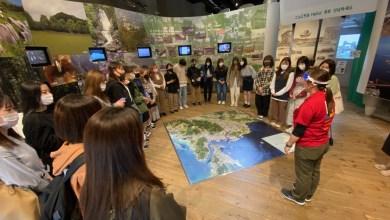 Photo of Kitakyushu Environment Museum Visit