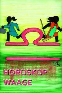 Horoskop Illustration Oktober Natascha Stevenson