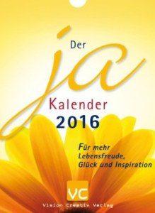 Der Ja-Kalender 2016