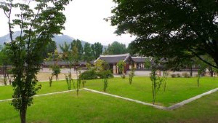 Jardin Gyeongbokgung Palace - 2