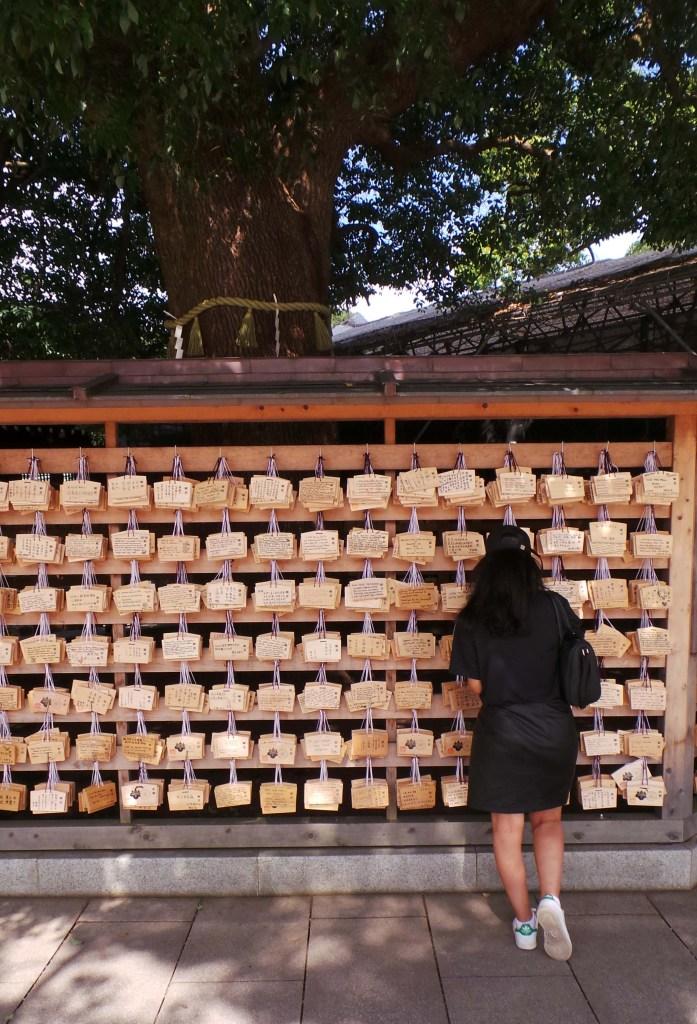 Ema - Shintoisme - Meiji-Jingu