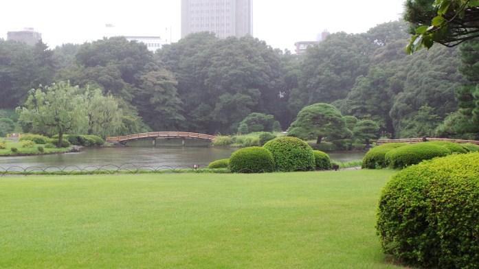 Shinjuku Gyoen National Garden - tokyo