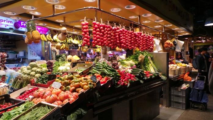 market de la boqueria