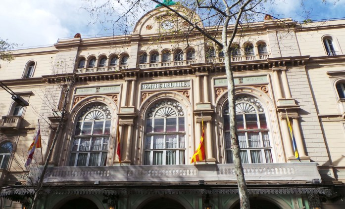 monuments barcelone - seiraz