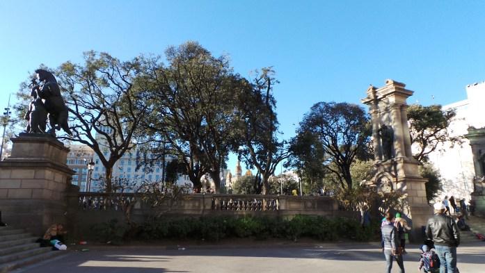 place de catlunya