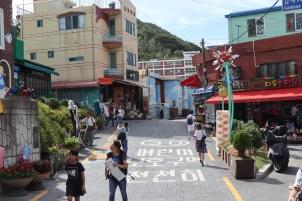 Gamcheon Village - rue