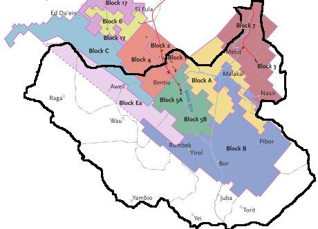 Bgp Oranto Petroleum To Explore South Sudan With Bgp Seis News