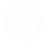 PREMIO - MEJORES CAMPAÑAS DE COMUNICACIÓN - 2018