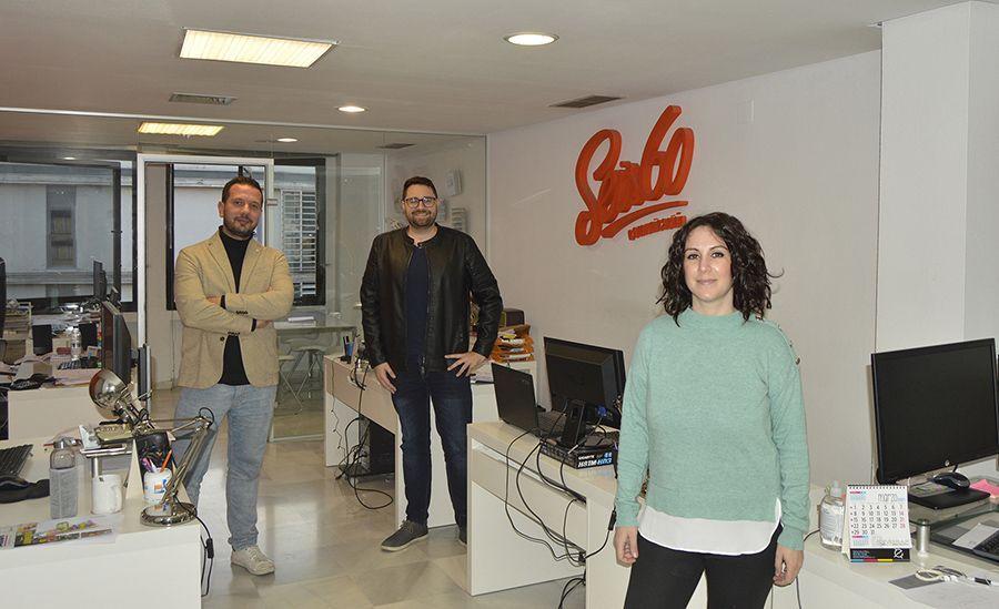 Socios de la agencia de comunicación Seis60