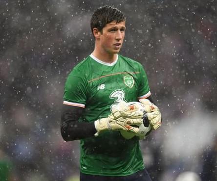 Mark McNulty Cork City