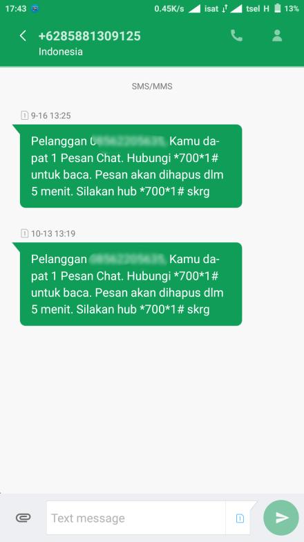 Cara Mudah Stop Layanan SMS Berbayar Indosat