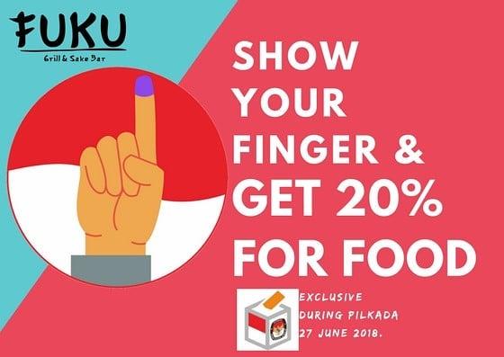 Promo FUKU Grill