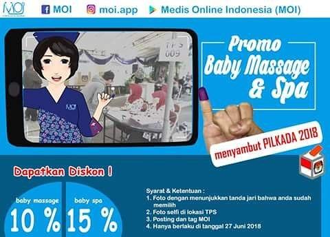 Promo MOI Medan