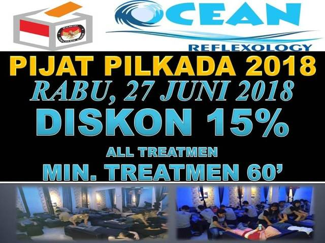 Promo Ocean Reflexology