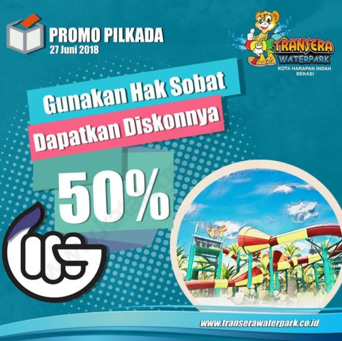 Promo Transera Waterpark