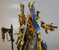 Wraithlord which picked up a silver demon trophy.