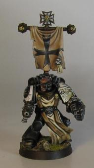 Black Templar crusader Veteran Sergeant