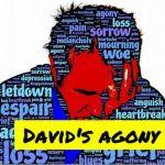ダビデのみじめさ=神の訓練のシルエット